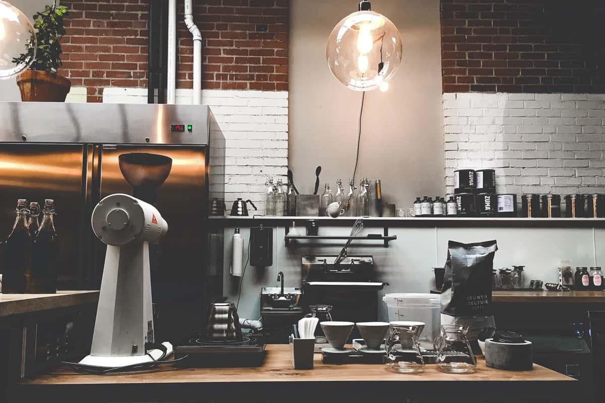 przerwa kawowa, bar kawowy